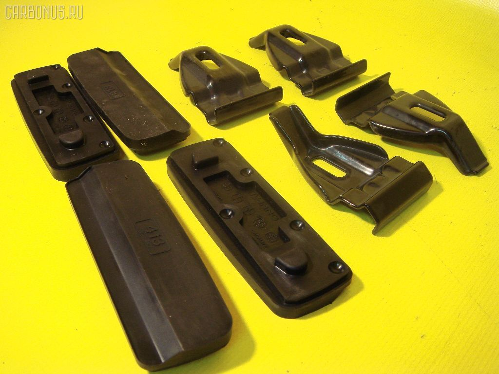 Брэкеты для базовых креплений багажников RV INNO CARMATE K140 Фото 1