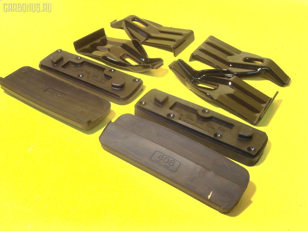 Брэкеты для базовых креплений багажников RV INNO CARMATE K142 Фото 2