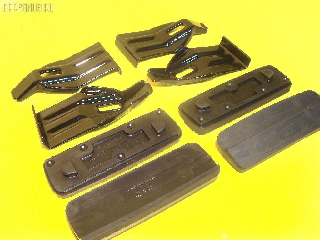 Брэкеты для базовых креплений багажников TOYOTA STARLET #P9 CARMATE K142 Фото 1