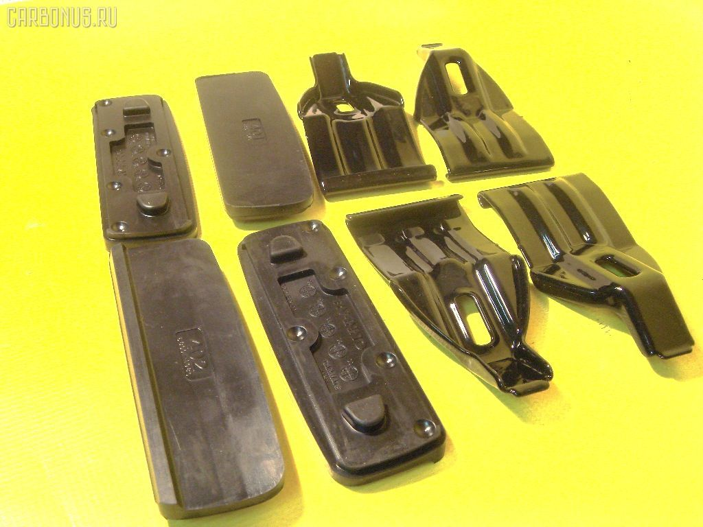 Брэкеты для базовых креплений багажников RV INNO. Фото 4