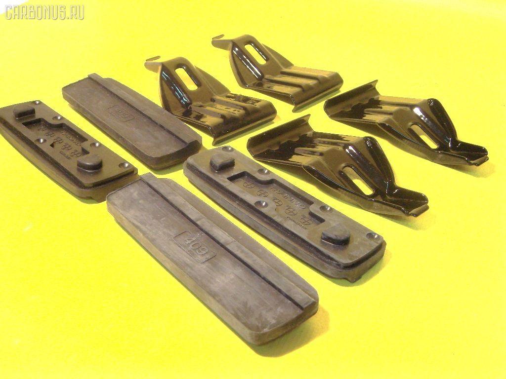 Брэкеты для базовых креплений багажников RV INNO CARMATE K155 Фото 2