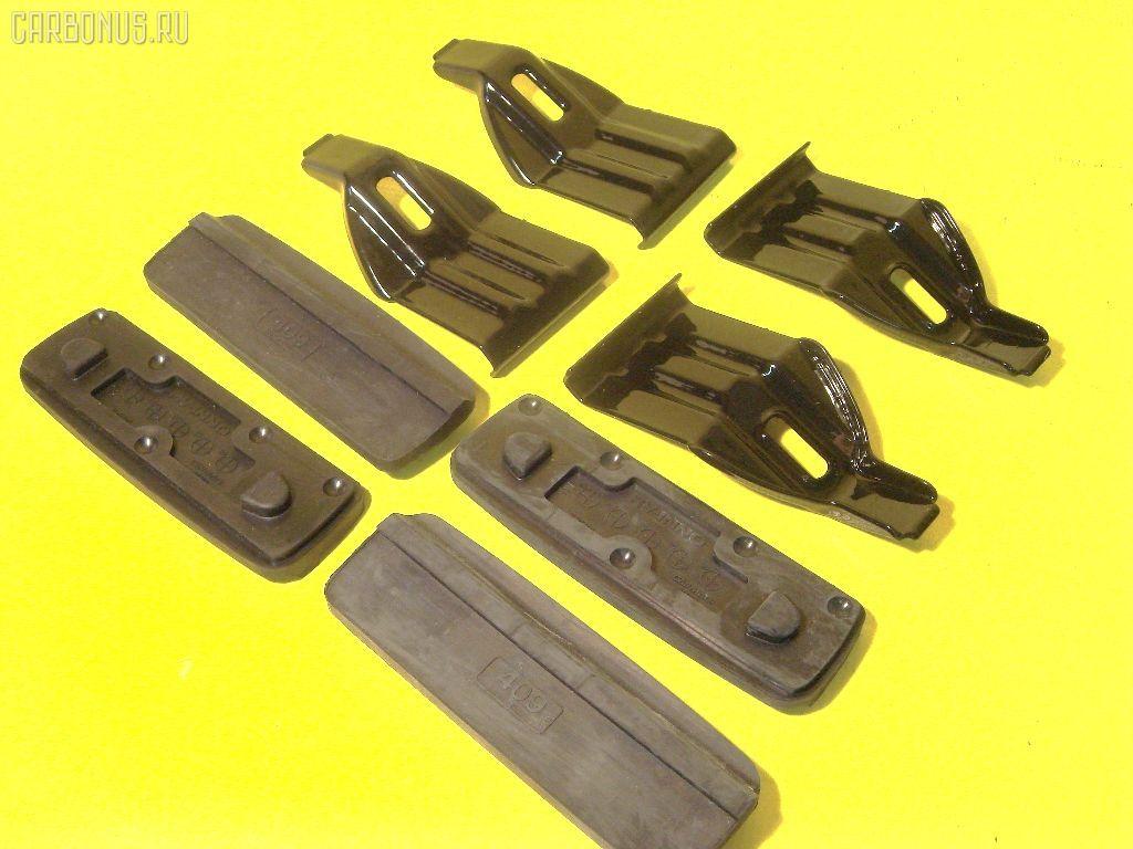 Брэкеты для базовых креплений багажников RV INNO CARMATE K155 Фото 1