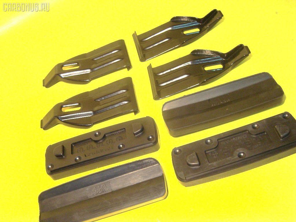 Брэкеты для базовых креплений багажников RV INNO CARMATE K162 Фото 1