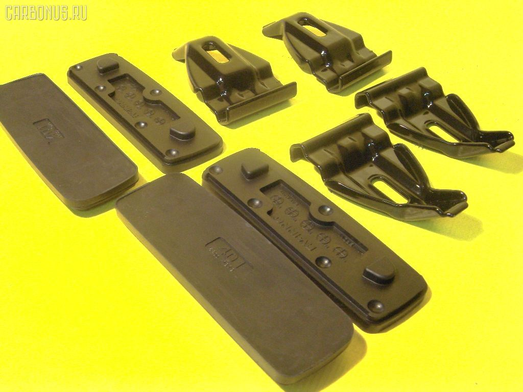 Брэкеты для базовых креплений багажников RV INNO CARMATE K167 Фото 2