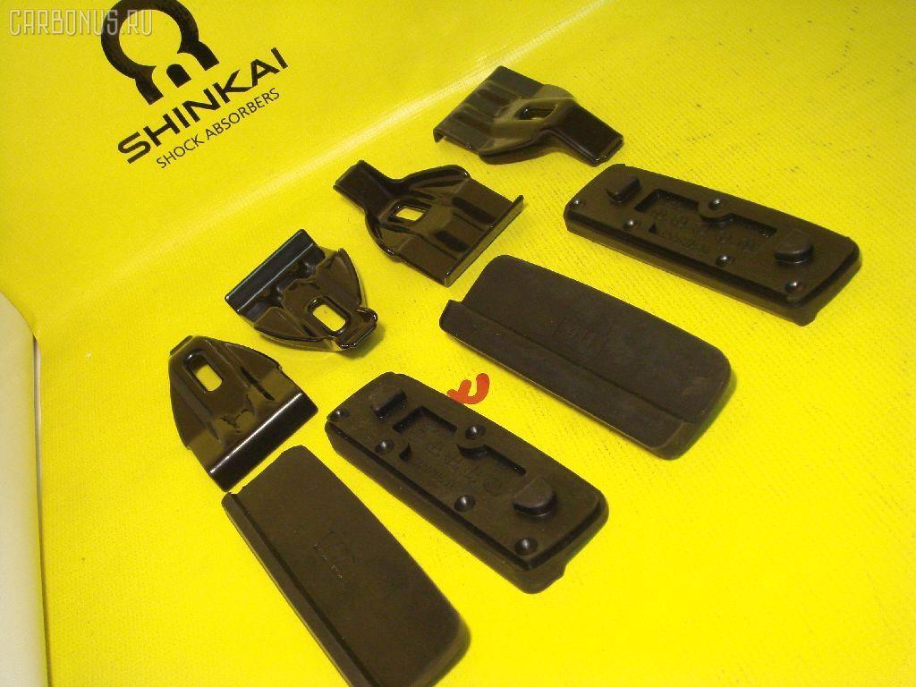 Брэкеты для базовых креплений багажников HONDA SABER UA CARMATE K172 Фото 1
