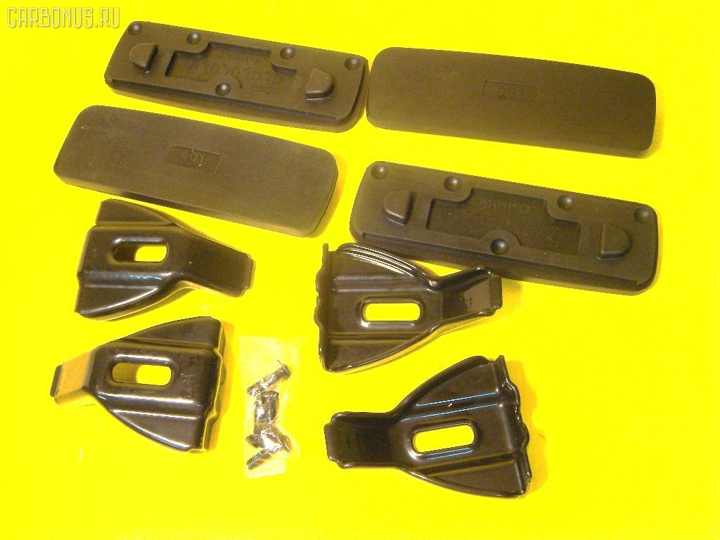 Брэкеты для базовых креплений багажников RV INNO. Фото 6