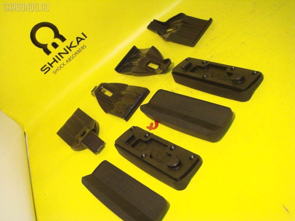 Брэкеты для базовых креплений багажников RV INNO CARMATE K185 Фото 1
