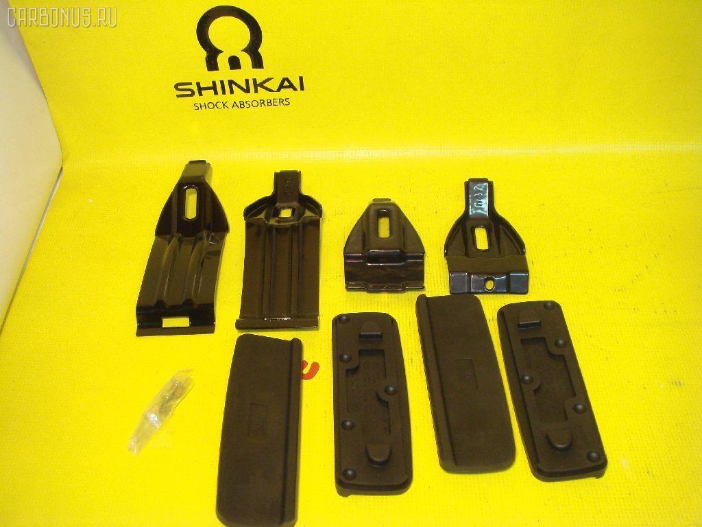 Брэкеты для базовых креплений багажников TOYOTA ESTIMA TCR2 CARMATE K207 Фото 1