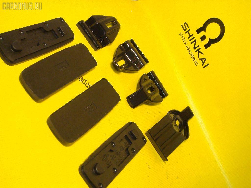Брэкеты для базовых креплений багажников RV INNO. Фото 7
