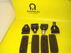 Брэкеты для базовых креплений багажников NISSAN SERENA C23 CARMATE K211 Фото 1