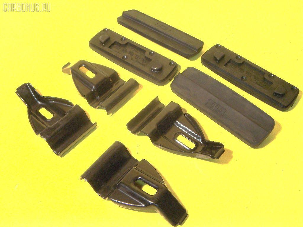 Брэкеты для базовых креплений багажников RV INNO CARMATE K225 Фото 1