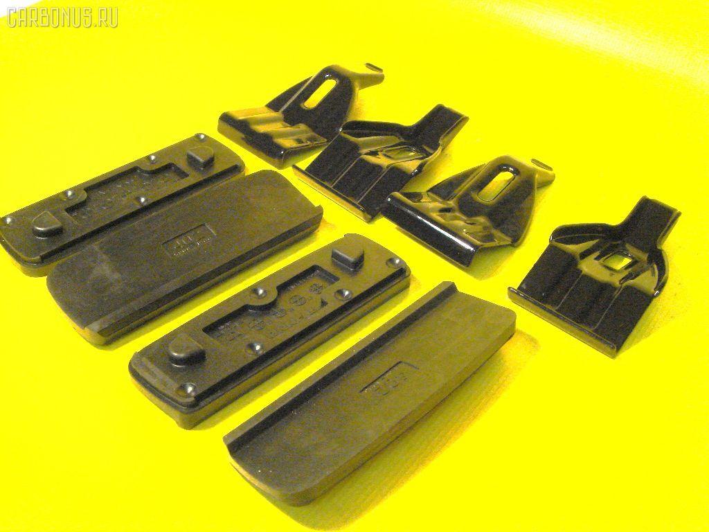 Брэкеты для базовых креплений багажников TOYOTA VISTA SV5# CARMATE K241 Фото 1