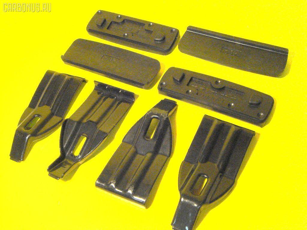 Брэкеты для базовых креплений багажников TOYOTA LAND CRUISER  UZJ200W CARMATE K265 Фото 1