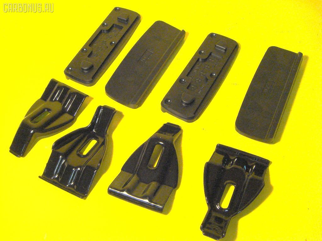 Брэкеты для базовых креплений багажников DAIHATSU YRV M20#G CARMATE K267 Фото 1