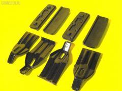 Брэкеты для базовых креплений багажников Toyota Hilux surf N21# CARMATE K283 Фото 1
