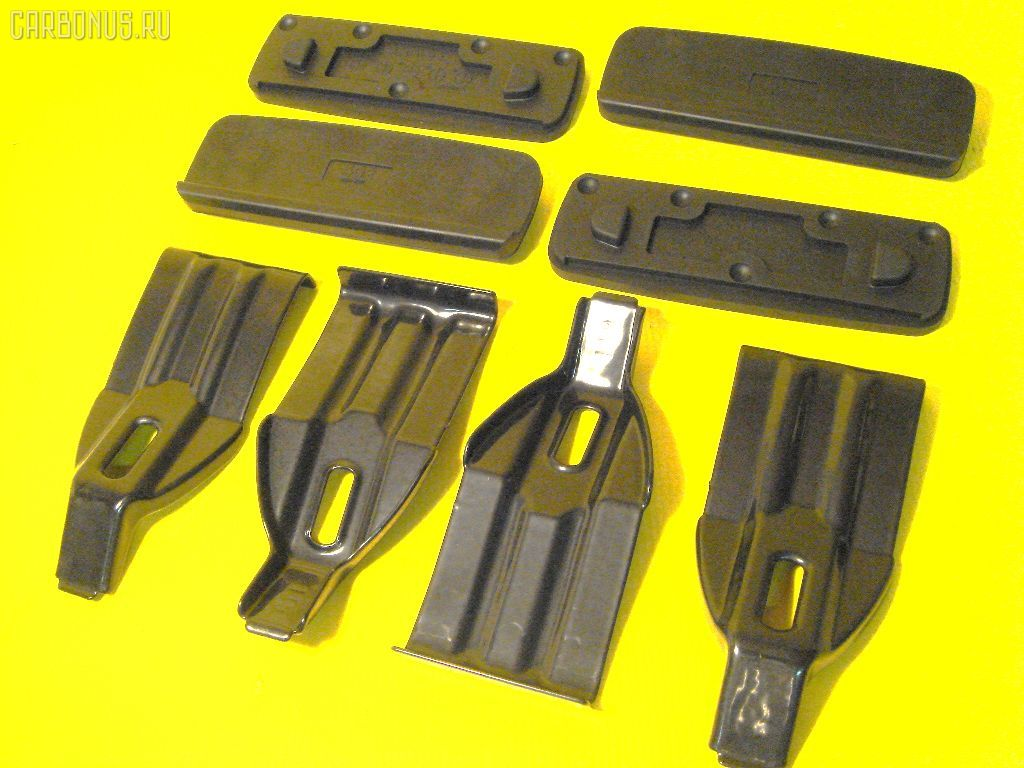 Брэкеты для базовых креплений багажников RV INNO CARMATE K300 Фото 1