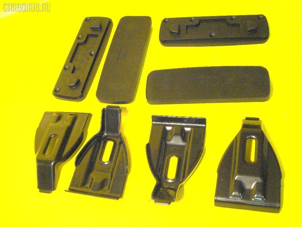 Брэкеты для базовых креплений багажников TOYOTA ESTIMA ACR5#W CARMATE K331 Фото 1