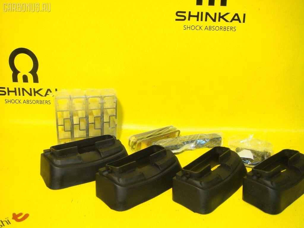 Брэкеты для базовых креплений багажников SUBARU LEGACY BP CARMATE MR106 Фото 1