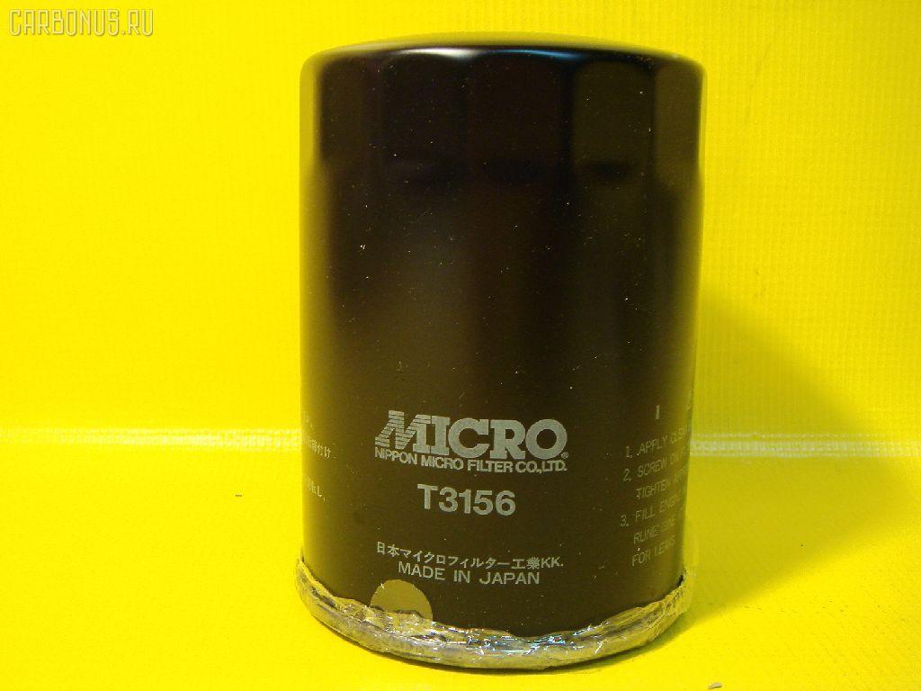 Фильтр масляный NISSAN SAFARI Y60 TD42T Фото 1