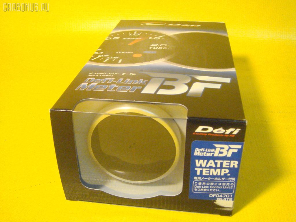 Датчик температуры охлаждающей жидкости DEFI-LINK METER BF Фото 2