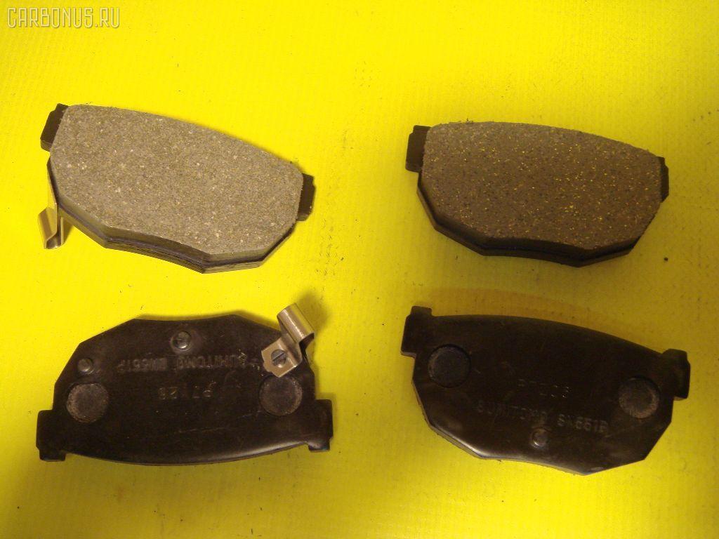 Тормозные колодки NISSAN Фото 2