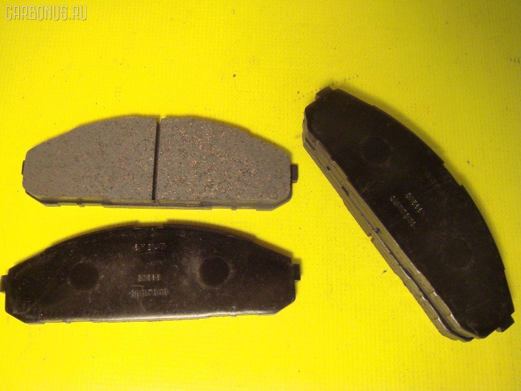 Тормозные колодки NISSAN PATROL -Y60 TB42E Фото 2
