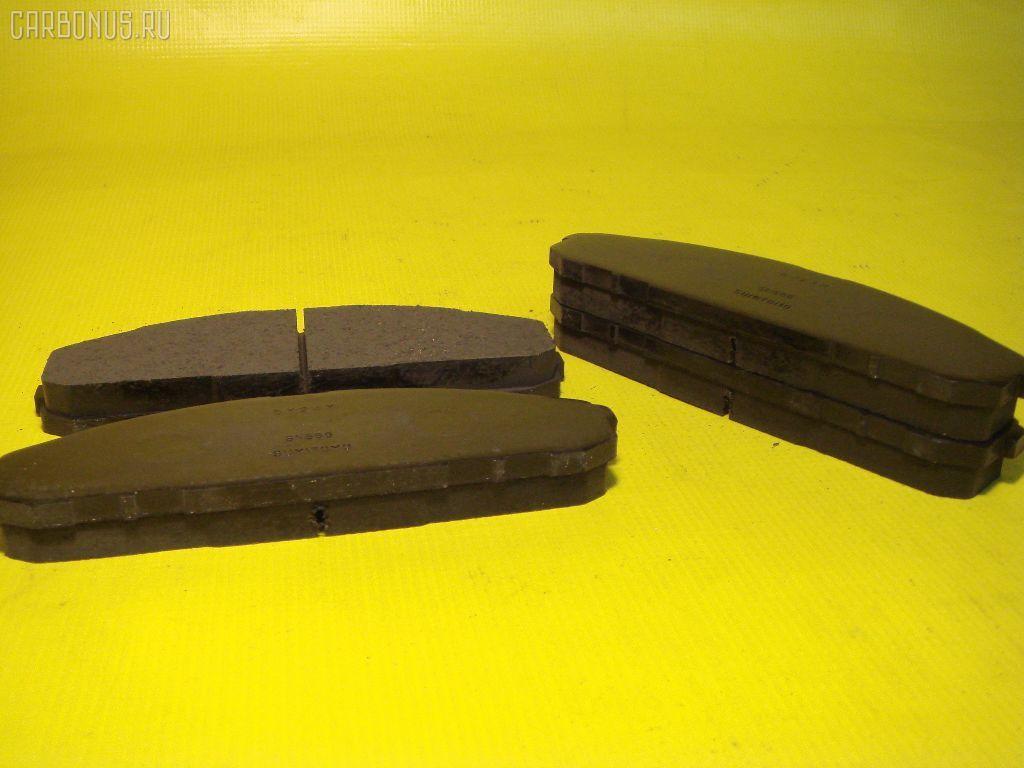 Тормозные колодки NISSAN PATROL Y60 TB42E Фото 1