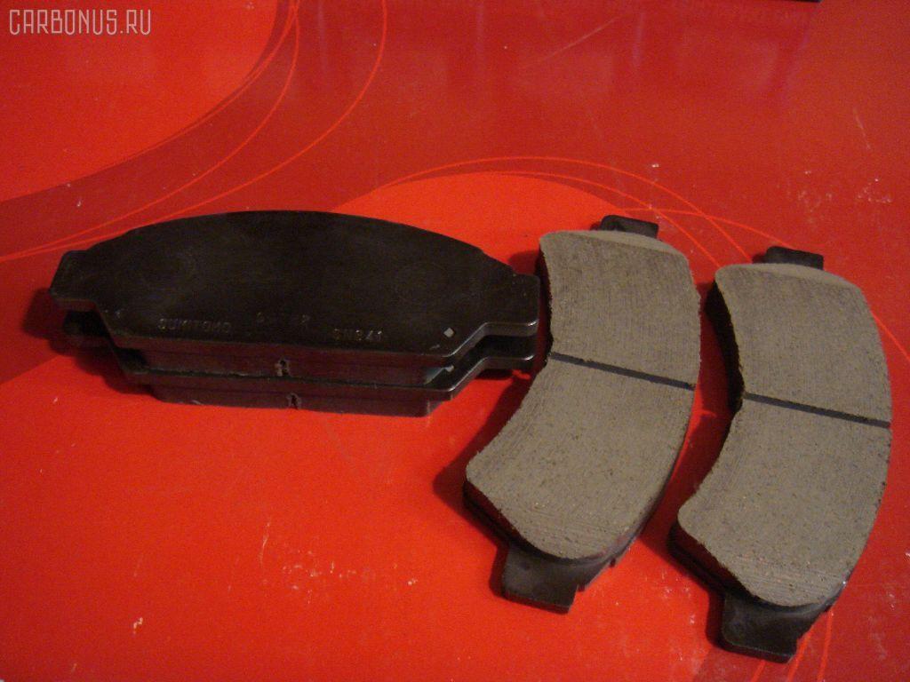Тормозные колодки TOYOTA VISTA SV32 3S-FE. Фото 7
