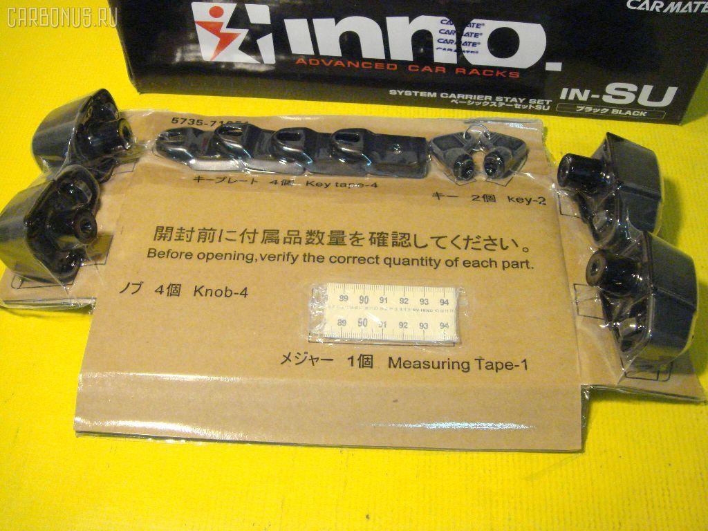 Базовое крепление багажников RV INNO BASIC STAY SET SU. Фото 5