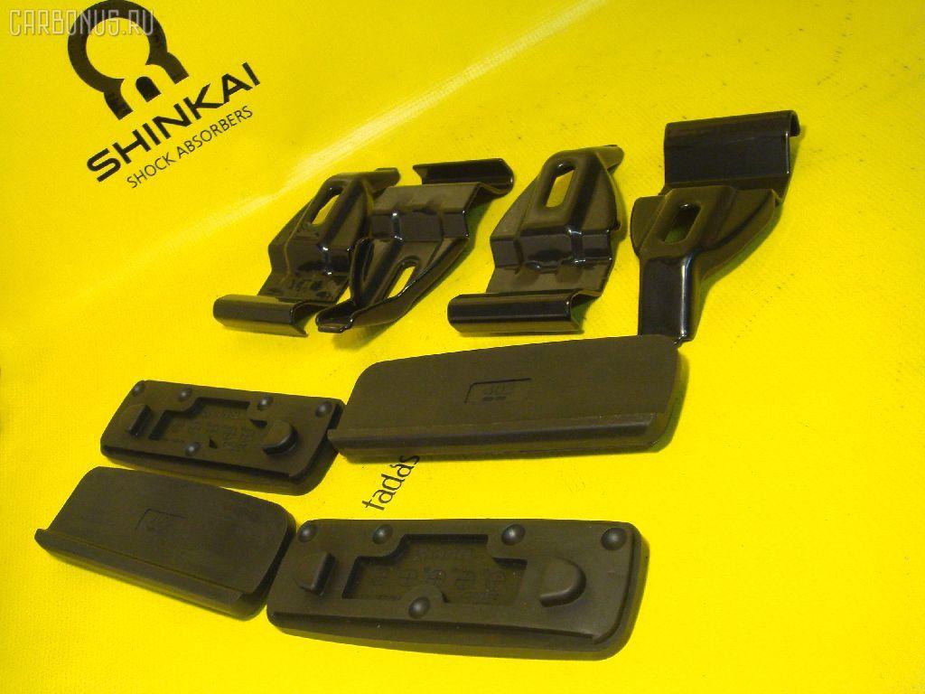 Брэкеты для базовых креплений багажников RV INNO CARMATE K160 Фото 1