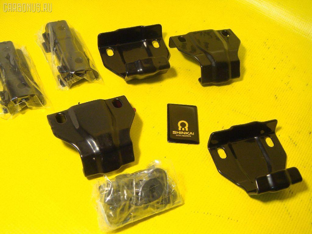 Брэкеты для базовых креплений багажников SUBARU FORESTER SF# CARMATE TR102 Фото 1