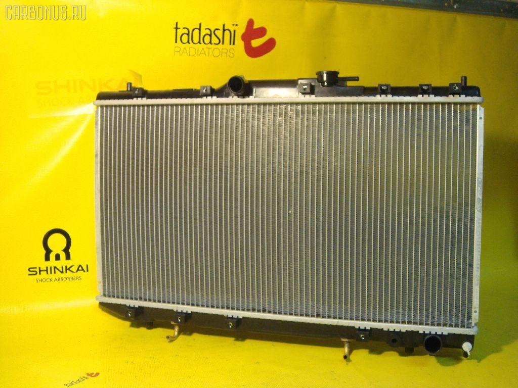 Радиатор ДВС TOYOTA CORONA CT210 2C. Фото 3