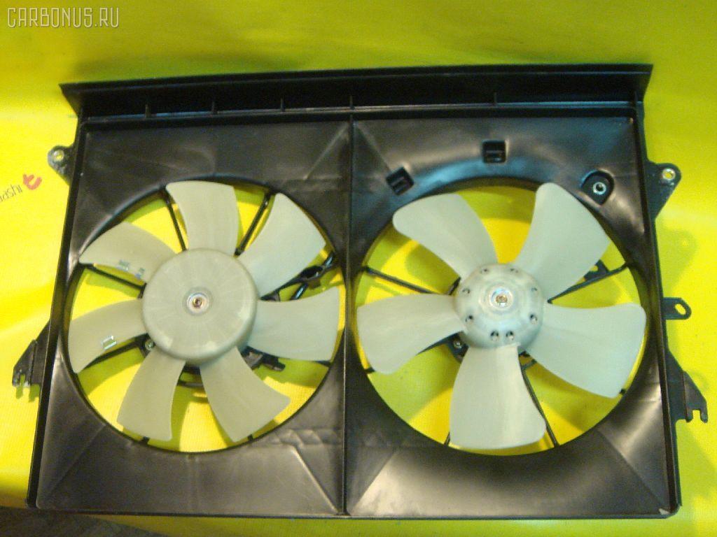Диффузор радиатора TOYOTA ALLION AZT240 1AZ-FSE. Фото 3