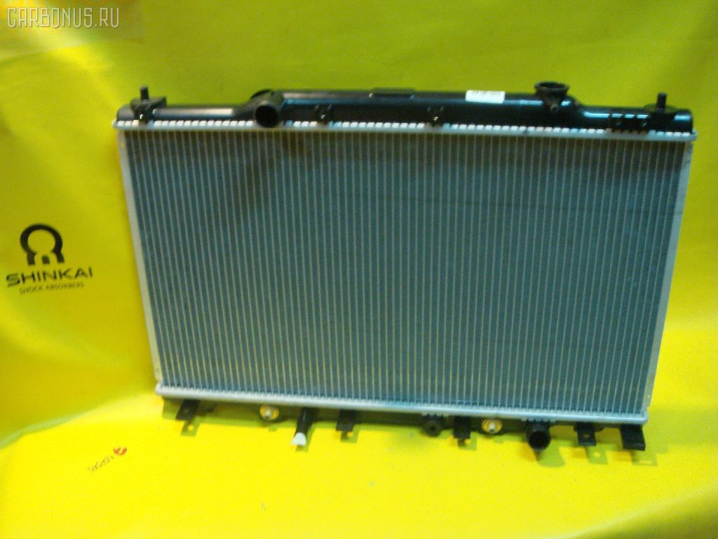 Радиатор ДВС HONDA STREAM RN3 K20A. Фото 1