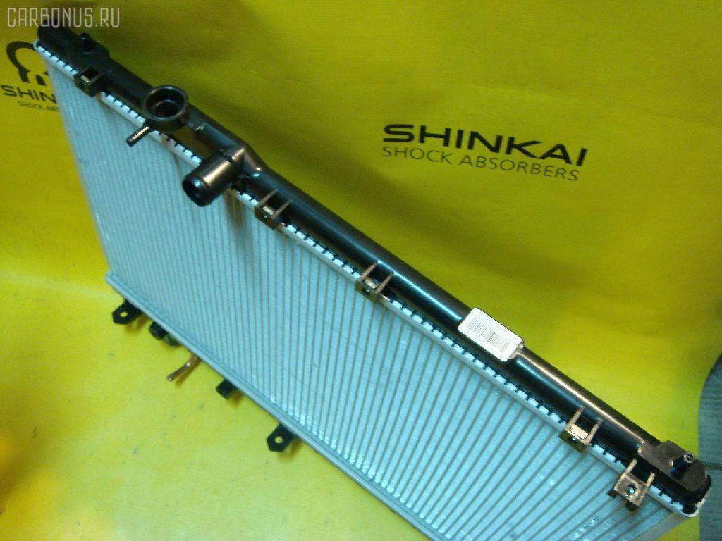 Радиатор ДВС TOYOTA IPSUM SXM10G 3S-FE. Фото 1