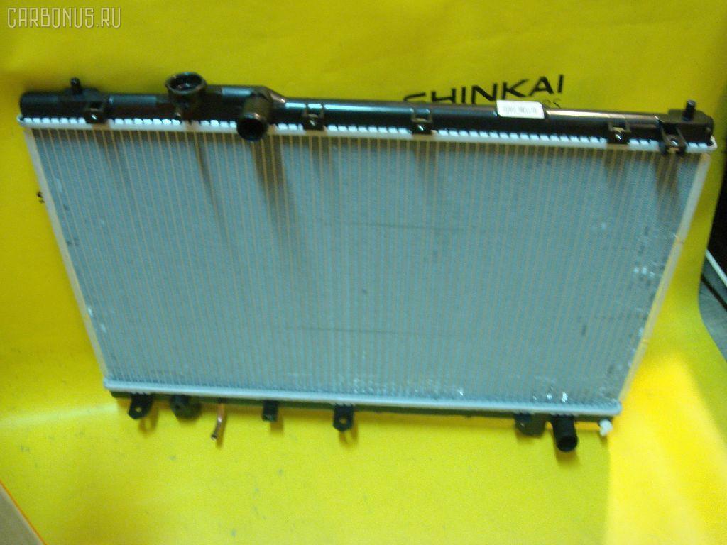Радиатор ДВС TOYOTA IPSUM SXM10G 3S-FE. Фото 2