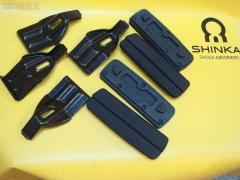 Брэкеты для базовых креплений багажников Rv inno CARMATE K227 Фото 1