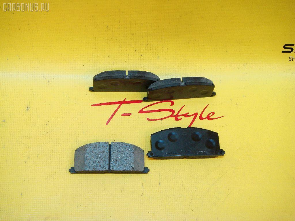 Тормозные колодки TOYOTA COROLLA AE100 5A-FE. Фото 8