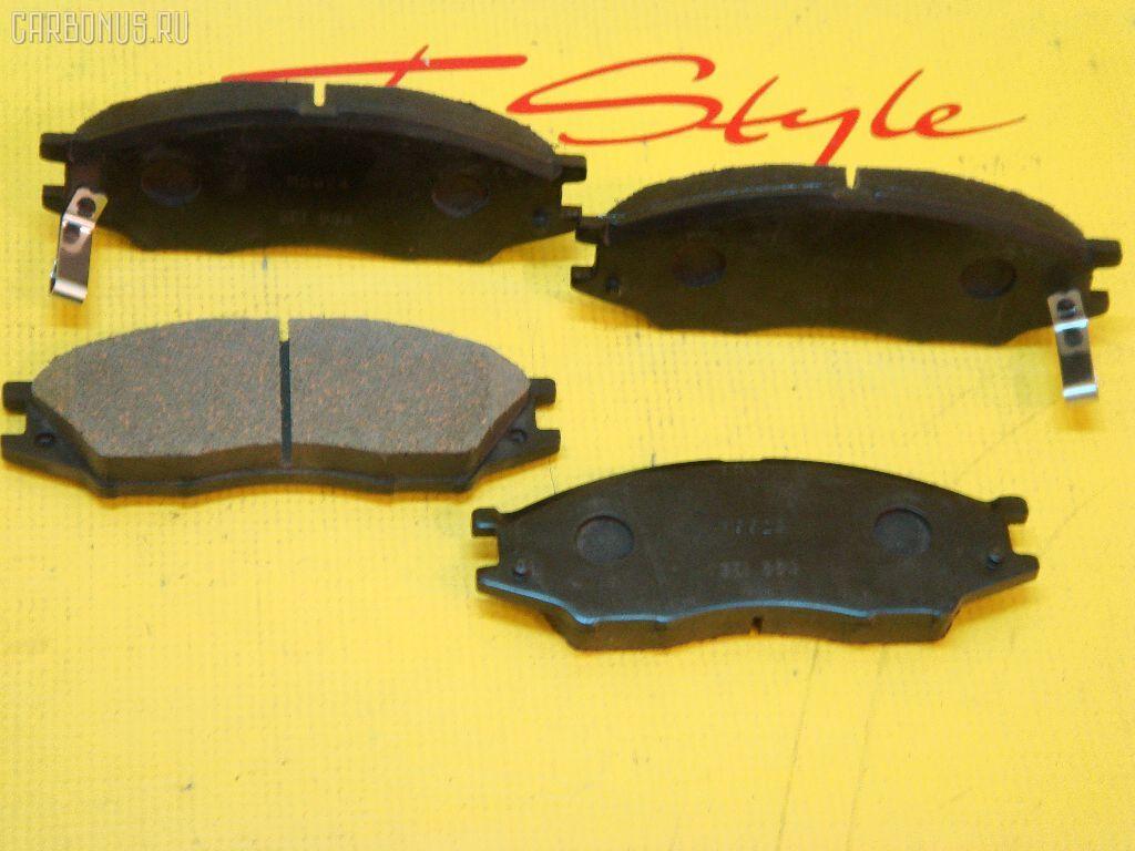 Тормозные колодки NISSAN SUNNY B15. Фото 1