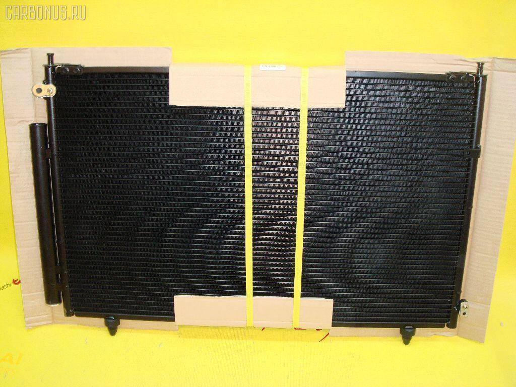 Радиатор кондиционера TOYOTA NOAH AZR60 1AZFSE. Фото 2