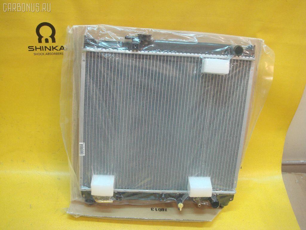 Радиатор ДВС SUZUKI ESCUDO TD01W G16A. Фото 11