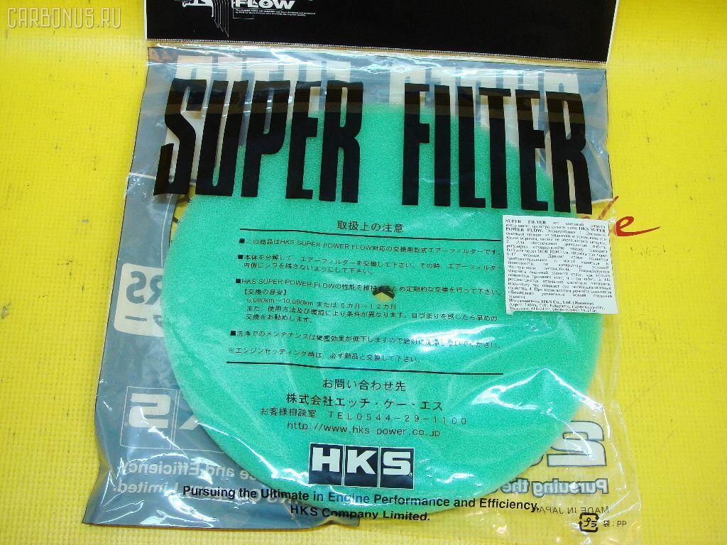 Фильтр воздушный SUPER POWER FLOW. Фото 2