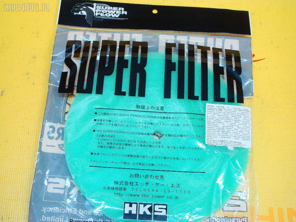 Фильтр воздушный SUPER POWER FLOW. Фото 3
