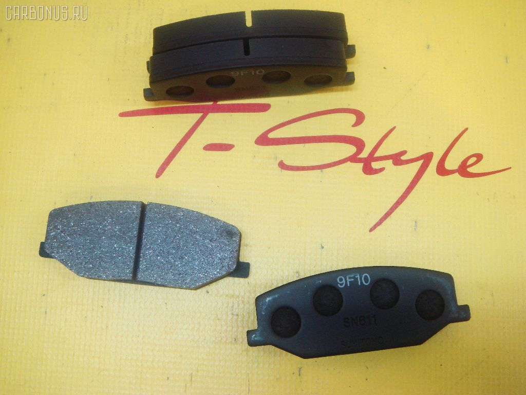 Тормозные колодки SUZUKI JIMNY SIERRA JB43W. Фото 3