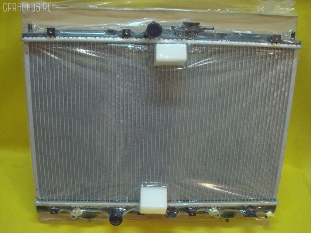 Радиатор ДВС MITSUBISHI PAJERO IO H76W 4G93. Фото 1