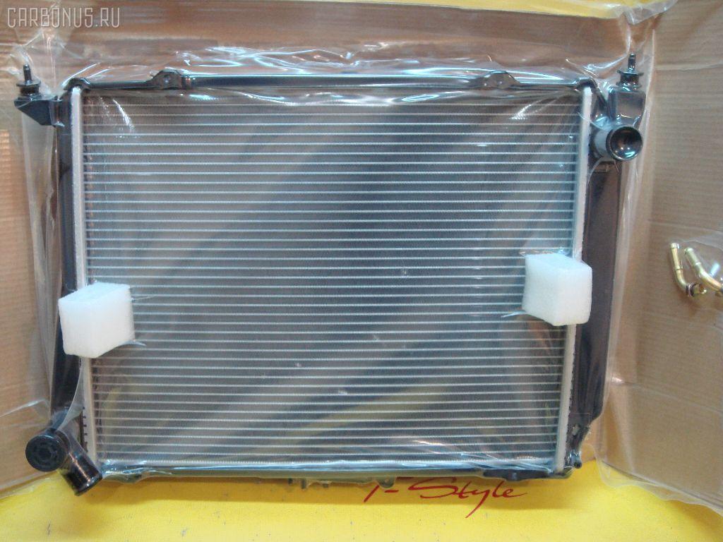 Радиатор ДВС TOYOTA HIACE LH107. Фото 6