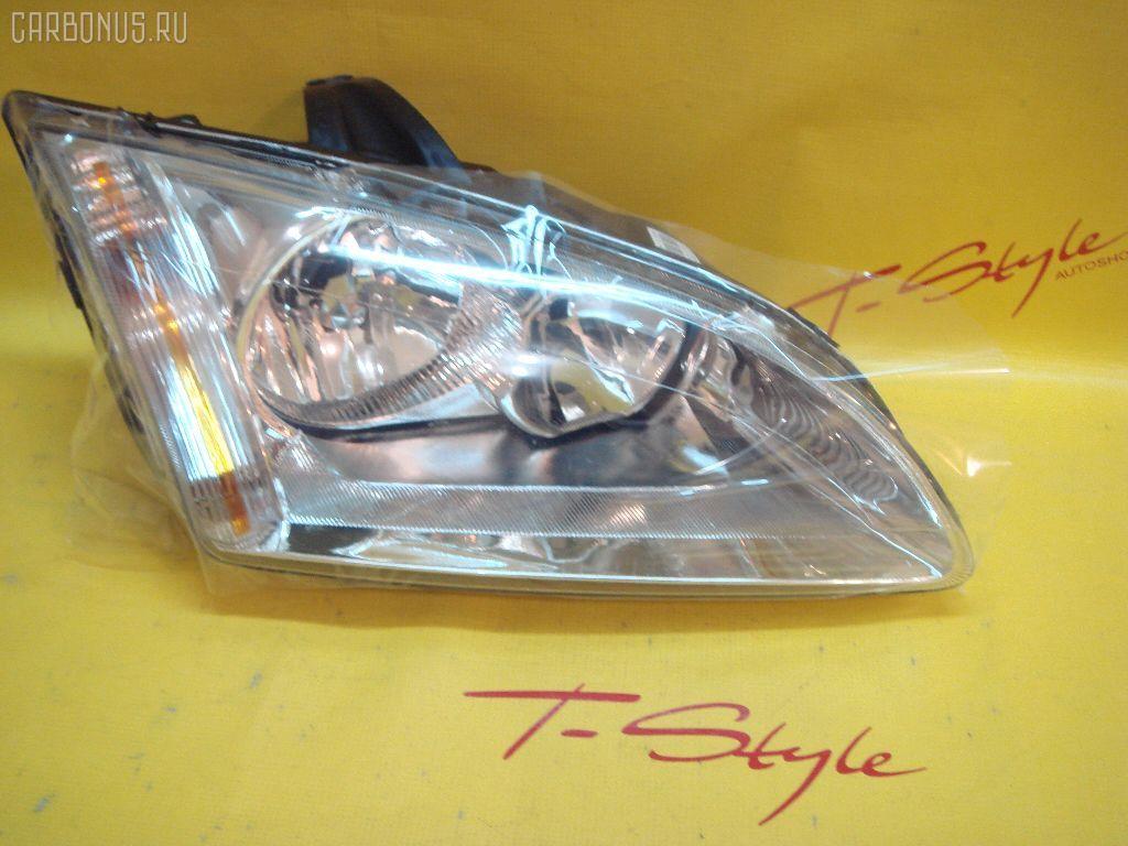 Фара FORD FOCUS II CAP Фото 2