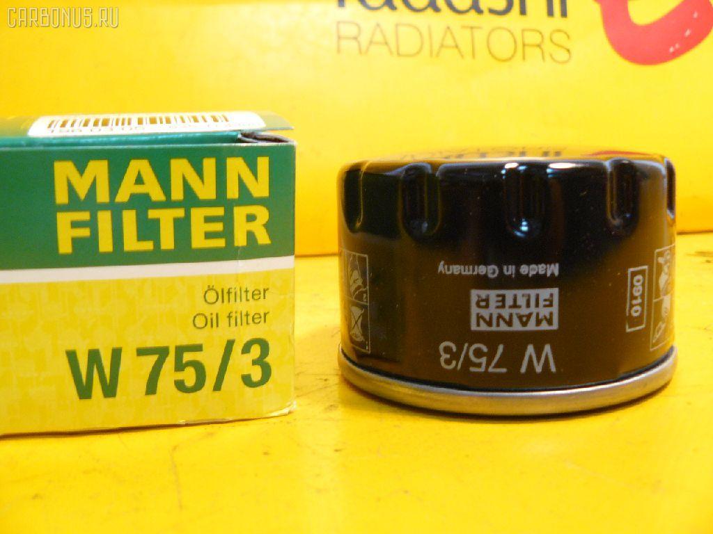 Фильтр масляный RENAULT LOGAN LS K7M710 Фото 1
