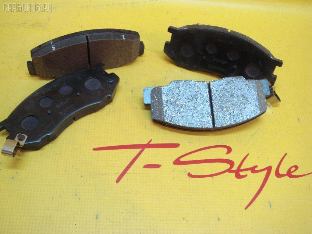 Тормозные колодки TOYOTA LITEACE NOAH SR50G. Фото 7