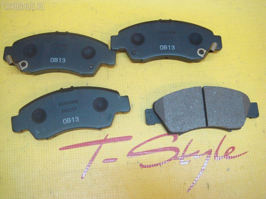 Тормозные колодки HONDA CIVIC FERIO EK3. Фото 1